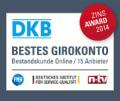 DKB Testsieger Gemeinschaftskonto